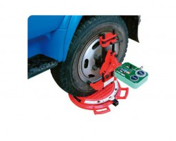 光束水准车轮定位仪