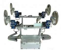 四轮定位仪全自动检定装置